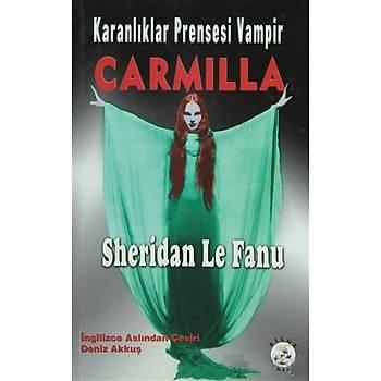 Karanlýklar Prensesi Vampir Carmilla - Joseph Sheridan Le Fanu