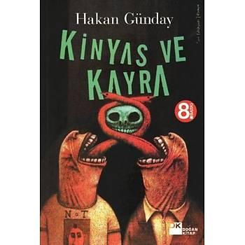 Kinyas ve Kayra - Hakan Günday - Doðan Kitap