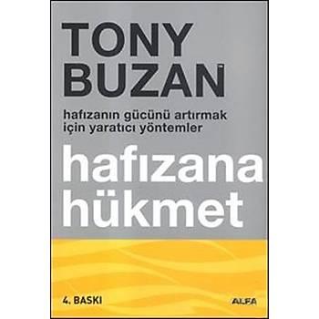 Hafýzana Hükmet - Tony Buzan - Alfa Yayýnlarý
