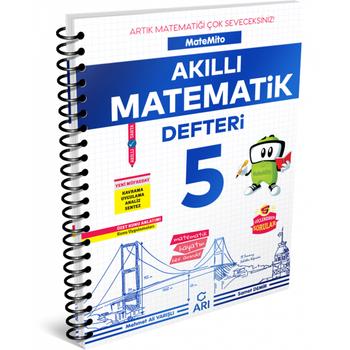5. Sýnýf Akýllý Matematik Defteri Arý Yayýncýlýk