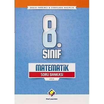 Final 8.Sýnýf Matematik Soru Bankasý
