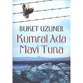 Kumral Ada Mavi Tuna - Buket Uzuner - Everest Yayýnlarý
