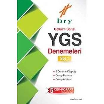 YGS 5 Adet Deneme - Set 1 - Birey Yayýnlarý