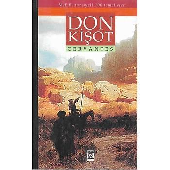 Don Kiþot -Cervantes - Kum Saati Yayýncýlýk