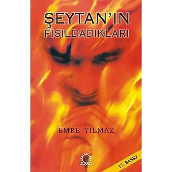Þeytanýn Fýsýldadýklarý - Emre Yýlmaz - Angora Kitaplarý