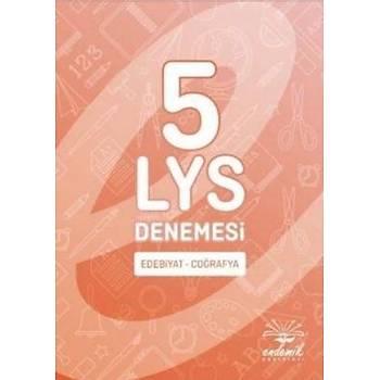 LYS 5 Denemesi Edebiyat, Coðrafya-1