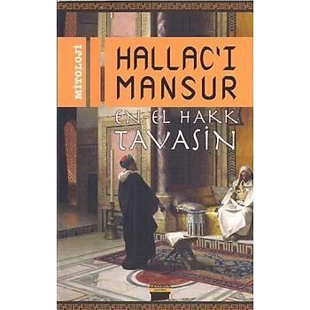 Hallac'ý Mansur - En - El Hakk Tavasin - Erasmus Yayýnlarý