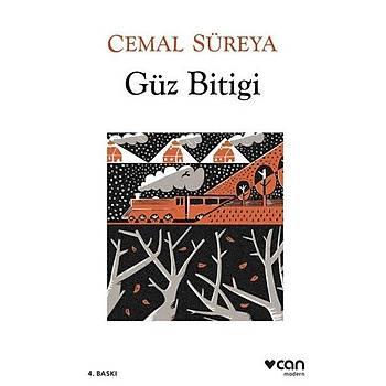 Güz Bitigi - Cemal Süreya - Can Yayýnlarý