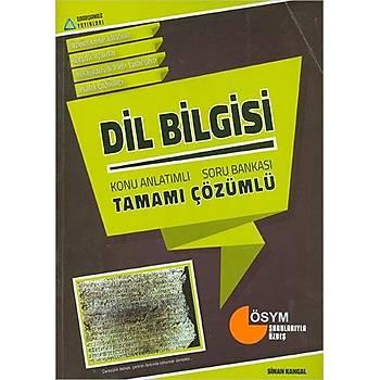 Sýradýþýanaliz TYT YKS Dil Bilgisi Tamamý Çözümlü Konu Özetli