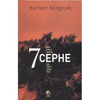 7 Cephe - Burhan Bozgeyik - Cihan Yayýnlarý
