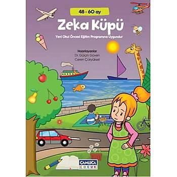 Zeka Küpü - Türker Sezer - Çamlýca Çocuk Yayýnlarý