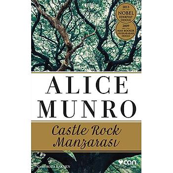 Castle Rock Manzarasý - Alice Munro - Can Yayýnlarý