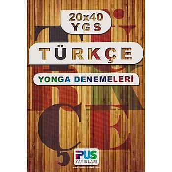 Ýpus Yayýnlarý YGS Türkçe Yonga Denemeleri