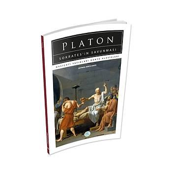 Sokrates'in Savunmasý - Platon - Maviçatý Dünya Klasikleri