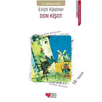 Don Kiþot Çocuk - Can Sanat Yayýnlarý - Erich Kastner