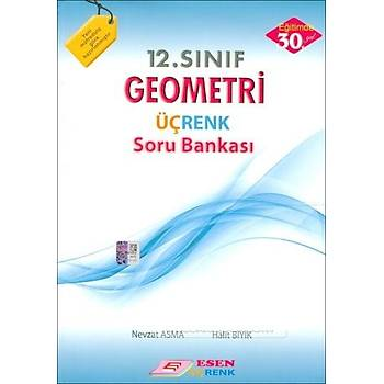12.Sýnýf Geometri Soru Bankasý Esen Üçrenk Yayýnlarý
