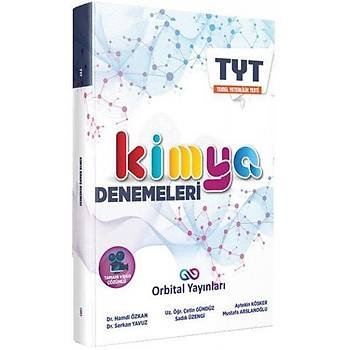 Orbital Yayýnlarý TYT Kimya 45 x 7 Branþ Denemeleri