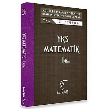 Karekök YKS 2. Oturum Matematik 1.Kitap
