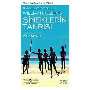 Sineklerin Tanrýsý - William Golding - Ýþ Bankasý Kültür Yayýnlarý