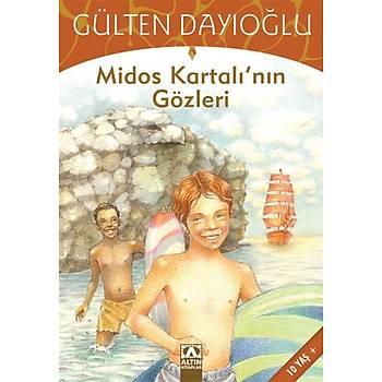Midos Kartalý'nýn Gözleri - Gülten Dayýoðlu - Altýn Kitaplar - Çocuk Kitaplarý