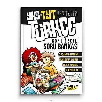 Yediiklim TYT Türkçe Konu Özetli Soru Bankasý