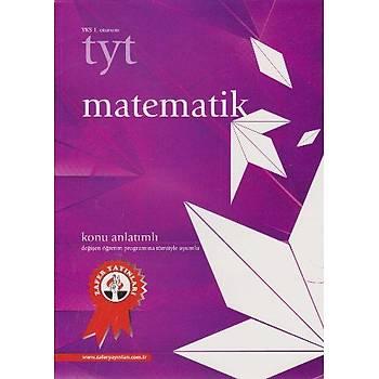 Zafer TYT Matematik Konu Anlatýmlý