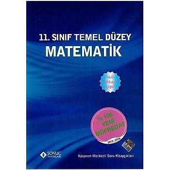 11. Sýnýf Temel Düzey Matematik Sonuç Yayýnlarý