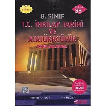 8. Sýnýf LGS T.C. Ýnkýlap Tarihi ve Atatürkçülük Konu Anlatýmlý