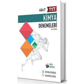 TYT Kimya 40x7 Denemeleri Video Çözümlü Hýz ve Renk Yayýnlarý