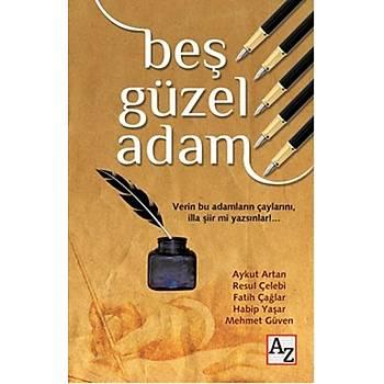 Beþ Güzel Adam - Mehmet Güven - Az Kitap