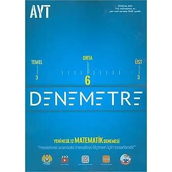 Tonguç AYT Denemetre - Yeni nesil 12 Matematik Denemesi