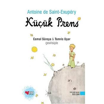 Küçük Prens - Antoine de Saint-Exupery - Can Çocuk Yayýnlarý