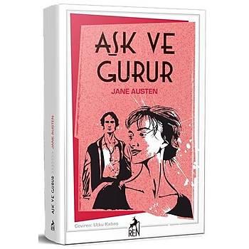 Aþk ve Gurur - Jane Austen - Ren Kitap