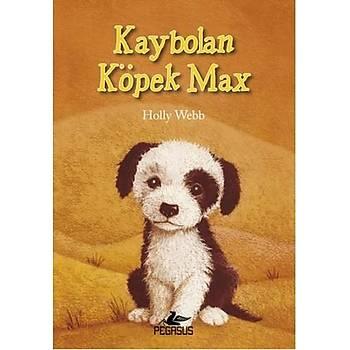 Kaybolan Köpek Max - Holly Webb - Pegasus Yayýnlarý