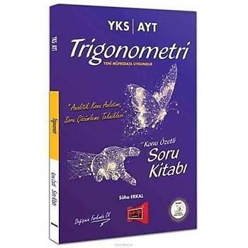 Yargý YKS AYT Trigonometri Konu Özetli Soru Kitabý