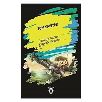 Tom Sawyer (Ýngilizce Türkçe Karþýlýklý Hikayeler) - Kolektif - Dorlion Yayýnevi