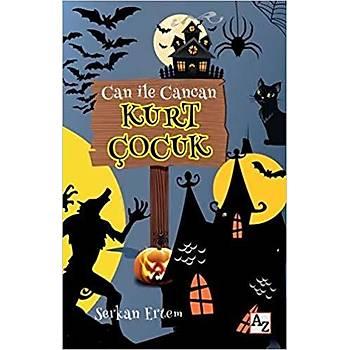 Kurt Çocuk - Can ile Cancan - Serkan Ertem - Az Kitap