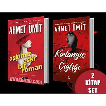 Aþkýmýz Eski Bir Roman + Kýrlangýç Çýðlýðý - Ahmet Ümit - Yapý Kredi Yayýnlarý