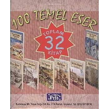 100 Temel Eser Lise Kutulu 32 Kitap Parýltý Yayýnlarý