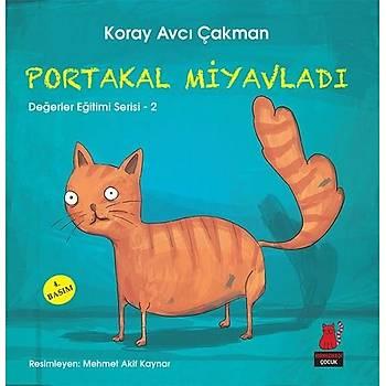 Portakal Miyavladý - Koray Avcý Çakman - Kýrmýzý Kedi
