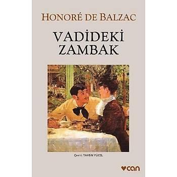 Vadideki Zambak - Honoré de Balzac - Can Sanat Yayýnlarý