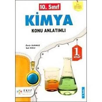 Ekip Yayýncýlýk 10.Sýnýf Kimya Konu Anlatýmlý (2 Kitap)