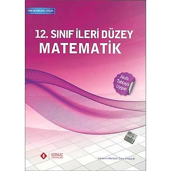 Sonuç 12.Sýnýf Ýleri Düzey Matematik Set