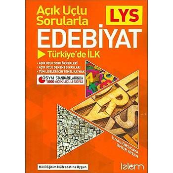 LYS Açık Uçlu Sorularla Edebiyat İzlem Yayınları