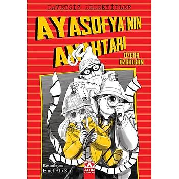 Davetsiz Dedektifler Ayasofyanýn Anahtarý - Özgür Özgülgün