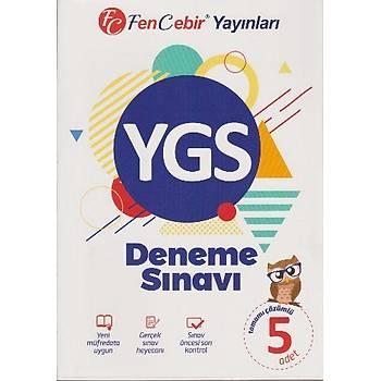 YGS Tamamý Çözümlü Fasikül 5 Deneme Sýnavý