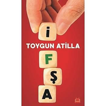 Ýfþa - Toygun Atilla - Kýrmýzý Kedi