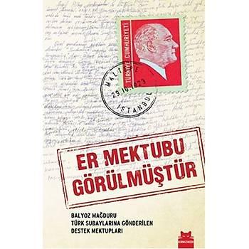 Er Mektubu Görülmüþtür - Kolektif - Kýrmýzý Kedi Yayýnevi