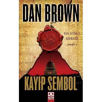 Kayýp Sembol - Dan Brown - Altýn Kitaplar