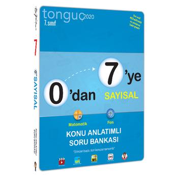Tonguç 0'dan 7'ye Sayýsal Konu Anlatýmlý Soru Bankasý